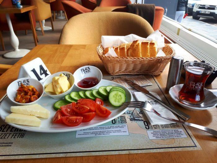 مطاعم الفطور في طرابزون