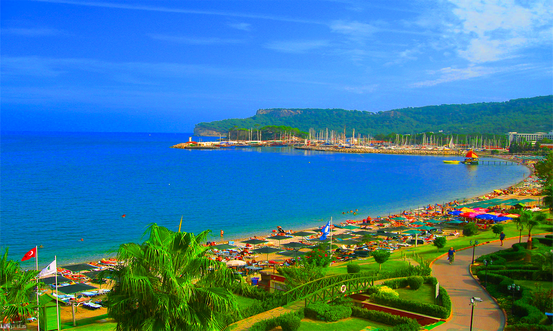 تركيا في الصيف