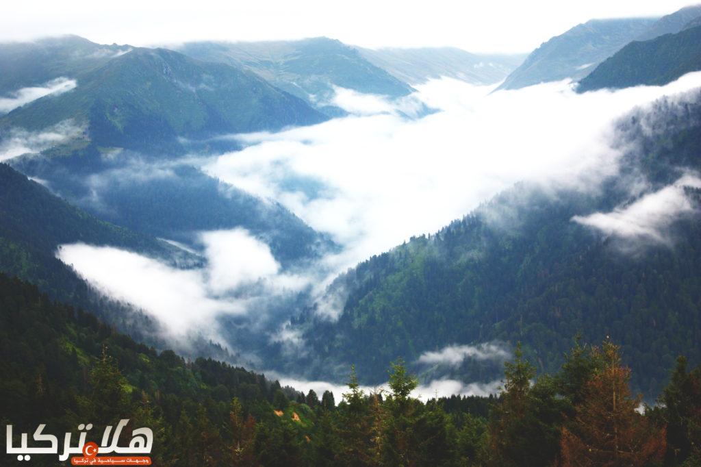 جبال هوسور huser yaylasi