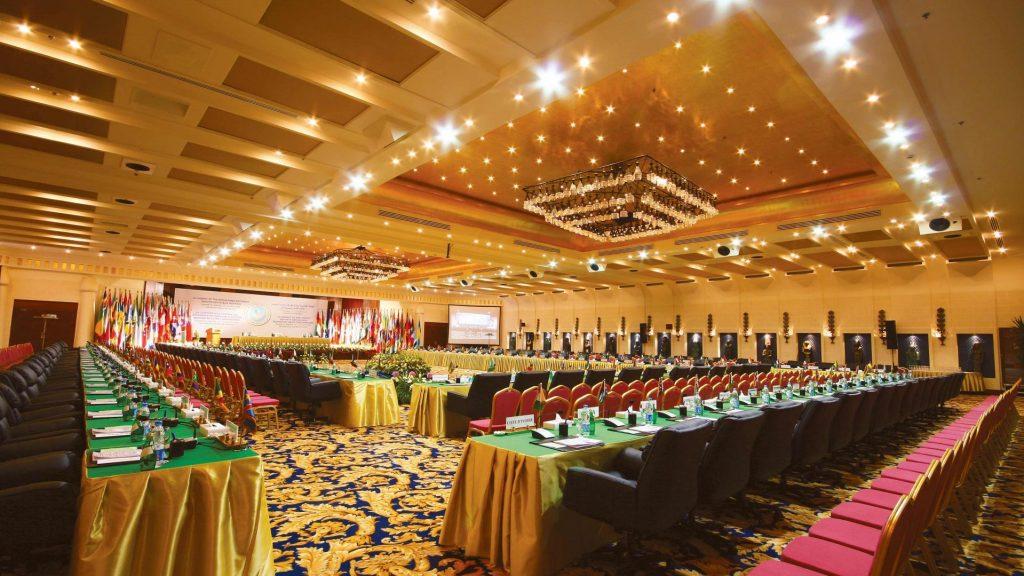 تنظيم المعارض والمؤتمرات